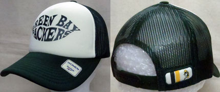 NFL グッズ GreenBay Packers SNAP BACK/スナップバック CAP